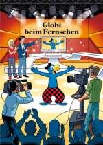 Globi beim Fernsehen Cover