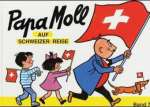 Papa Moll auf Schweizer Reise Cover