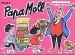 Papa Moll hat Geburtstag Cover