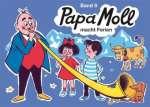 Papa Moll macht Ferien Cover
