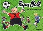 Papa Moll die Sportskanone Cover