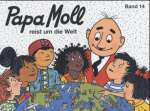 Papa Moll reist um die Welt Cover
