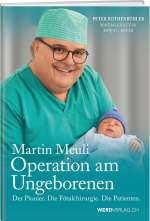 Martin Meuli - Operation am Ungeborenen Cover