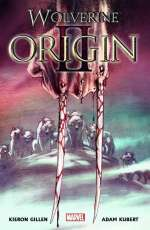Wolverine: Origin II Cover