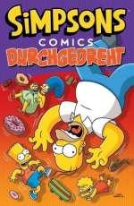 Simpsons-Comics Cover