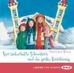 Vier zauberhafte Schwestern und die grosse Versöhnung (CD) Cover
