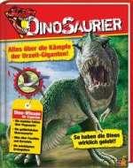 Dinosaurier - alles über die Kämpfe der Urzeit-Giganten! Cover