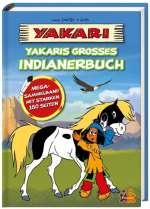 Yakaris grosses Indianerbuch Cover