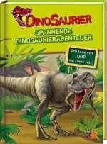 Dinosaurier - Spannende Dinosaurierabenteuer Cover