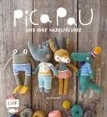 Pica Pau und ihre Häkelfreunde Cover
