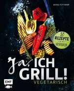 Ja, ich grill! - Vegetarisch Cover