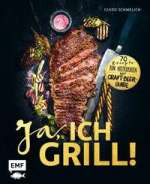 Ja, ich grill! Cover
