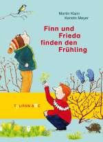 Finn und Frieda finden den Frühling Cover