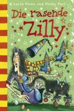 Die rasende Zilly Cover