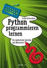Python programmieren lernen Cover