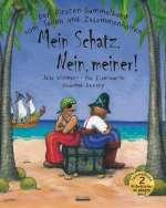 Der Piraten Sammelband vom Teilen und Zusammenhalten Cover