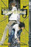 Death note 5 Cover