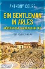 Ein Gentleman in Arles Cover