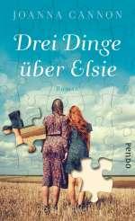 Drei Dinge über Elsie Cover