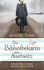 Die Bibliothekarin von Auschwitz Cover