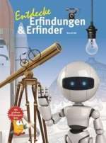 Entdecke Erfindungen & Erfinder Cover