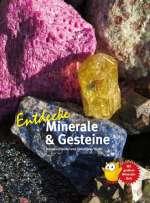 Entdecke Minerale und Gesteine Cover