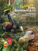 Entdecke Dodo, Beutelwolf & Co Cover