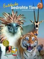 Entdecke bedrohte Tiere Cover