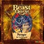 Paragor, der Teufelswurm Cover