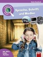 Sprache, Schrift und Medien Cover