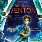 William Wenton und die Jagd nach dem Luridium Cover