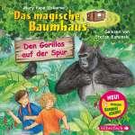 Den Gorillas auf der Spur Cover