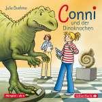 Conni und der Dinoknochen (Ton) Cover