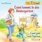 Conni kommt in den Kindergarten ; Conni geht aufs Töpfchen Cover