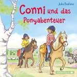 Conni und das Ponyabenteuer Cover