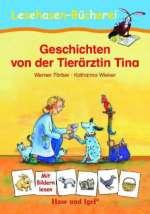 Geschichten von der Tierärztin Tina Cover
