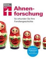 Ahnenforschung Cover