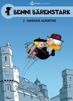 Madame Albertine (Comic) Cover