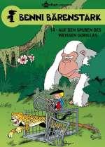 Auf den Spuren des weissen Gorillas Cover