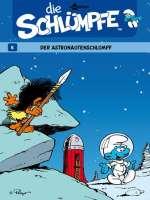 Der Astronautenschlumpf ; Die Schlümpfe und die Wettermaschine (Comic) Cover