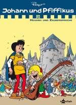 Johann und Pfiffikus : Gesamtausgabe 2 (Comic) Cover