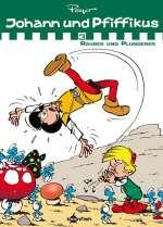 Johann und Pfiffikus : Gesamtausgabe 3 (Comic) Cover
