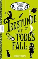 Teestunde mit Todesfall Cover