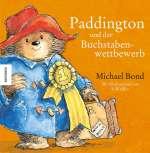 Paddington und der Buchstabenwettbewerb Cover
