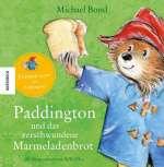 Paddington und das verschwundene Marmeladenbrot Cover