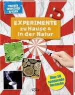 Experimente zu Hause & in der Natur Cover