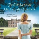 Die Frau des Juweliers [8 CD] / Cover