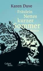 Fräulein Nettes kurzer Sommer Cover