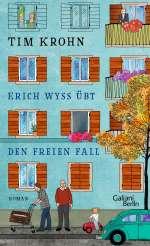 Erich Wyss übt den freien Fall Cover