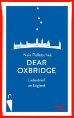 Dear Oxbridge Cover